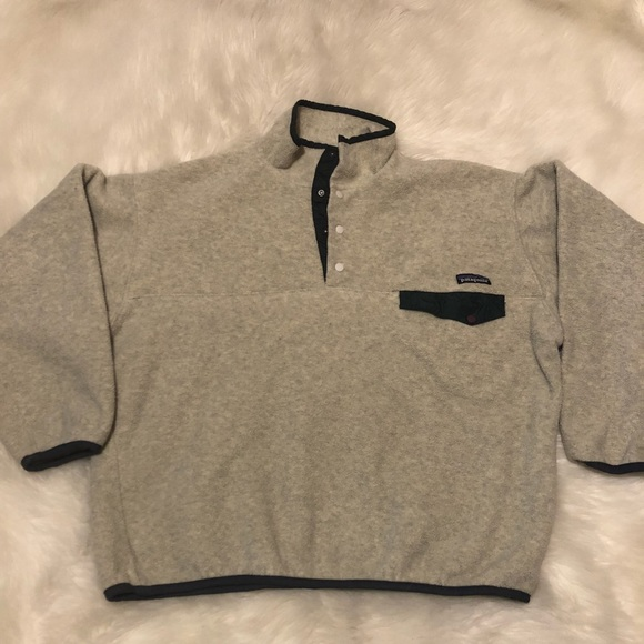 Patagonia Other - Patagonia T-Snap Fleece